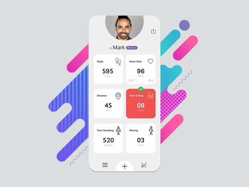 Mobile App _ Fitness Tracker