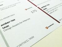Printed Kanban Cards - git2pdf