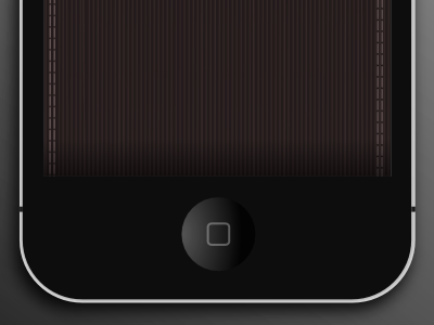 iCord inkscape iphone texture