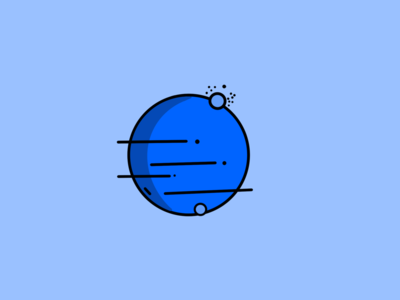 Planet Illustration