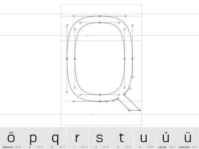 Orion Sans - Type Design sans serife grotesque font type design type typography