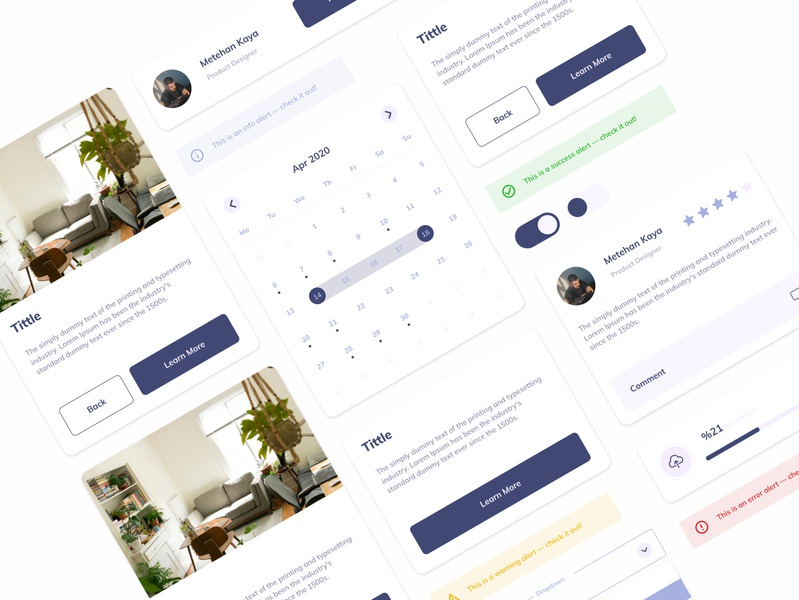 Components style guide design system ui kit component design components component case study redesign uidesign app ux ui design