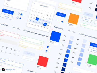 〽️ Met - Free UI Kit (Demo) figma file template free vector components component design system style guide uikit web app responsive redesign user interface user experience application uidesign mobile ux ui design