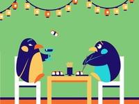 Penguin date