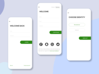App-Login And Sign Up