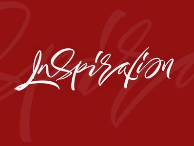 Inspiration calligraphy artist script handlettering letters calligraphy and lettering artist flat hand drawn lettering calligraphy design