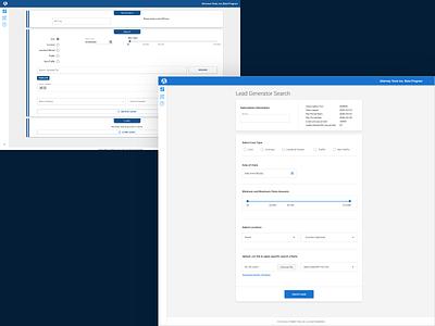 Attorney Tools Beta Program uiux form field form beta attorney design layout ui design ui ux ux design web website web design
