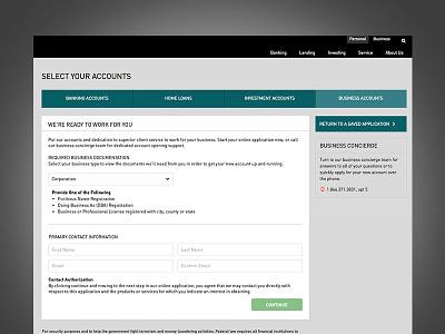 Simple Form application web design simple form form ui ux ux design