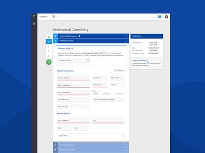 Data Entry Enhancements form field form web web design ui design design layout ux design ux data entry