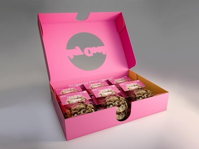 JuicyCookieCompany Packaging