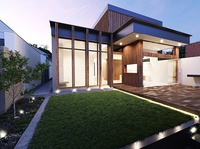 Exterior Visualization (Evening)