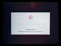 Identity Design / Business Card