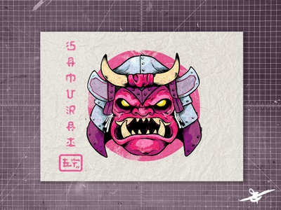 Lone Samurai