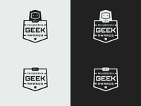 Geekawards2013 logo set