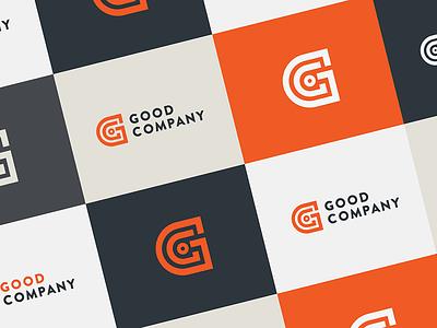 The Finished Logo good company logo branding monogram