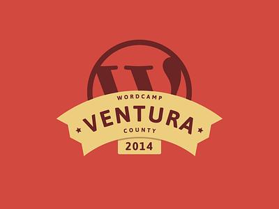 WordCamp Ventura County logo