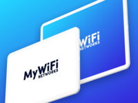 UI/UX & Web Design Project | MyWifi Networks