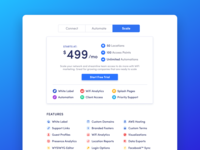 Pricing Table Design | MyWifi Networks