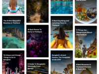 Content Cards | BucketListers