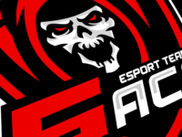 Esport Logo for team 5ACE