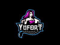 Esport Logo for Warface player Yufort