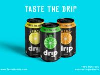 'Drip' Product & Logo Design