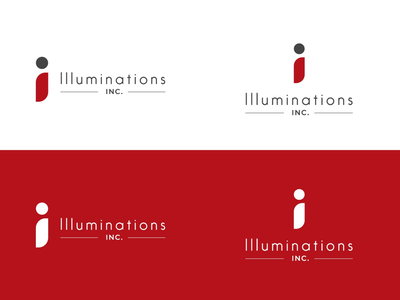 Illuminations Inc Logo Redesign
