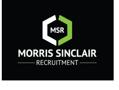 Morris Sinclair Recruitment Logo recruitment design logo