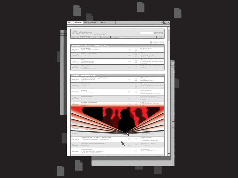 The Making Of An Incel narrative metaphor design editorial illustration illustration