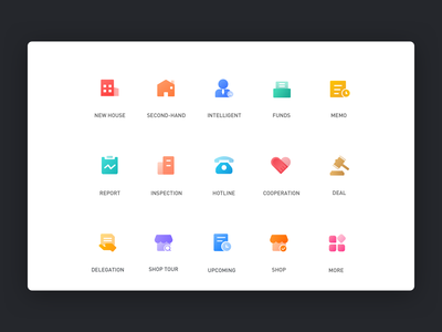 Real estate icon flat ui icons estate icon icon