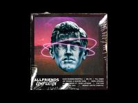 Allfriends Compilation - Album Art