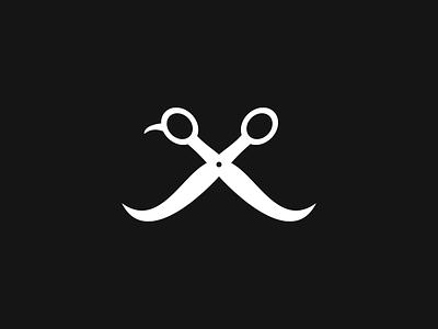 Downtown Barbershop barbershop barber brand identity logotype vintage branding logo design logo