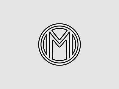 Miners + Monroe logo design icon design logo design branding branding logodesign logo monogram logo monogram icon