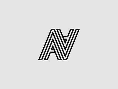AA Monogram brand identity brand branding logo monogram design monogram