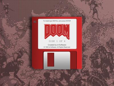 Floppy Doom 😈