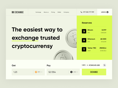 Cryptocurrency Exchange Website coin gemini kraken coinbase blockchain ethereum binance uidesign token cryptodesign defi nft cryptowallet finance crypto trade crypto exchange exchange cryptocurrency bitcoin