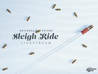 Sleigh Ride Livestream
