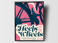 Heels on Wheels Poster