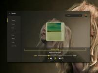 Music application desktop