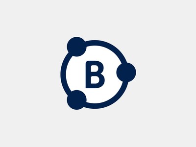 B.Link icon blue google chrome extension booking.com booking productivity