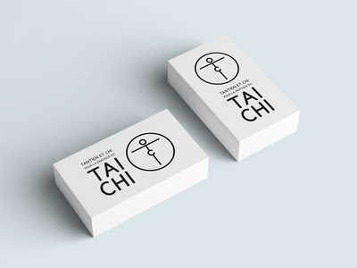 Logo/Business Cards for Tantien et Chi