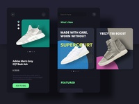 Shoes UI KIT