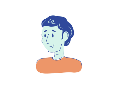 Persona 2 persona vector illustrator illustration