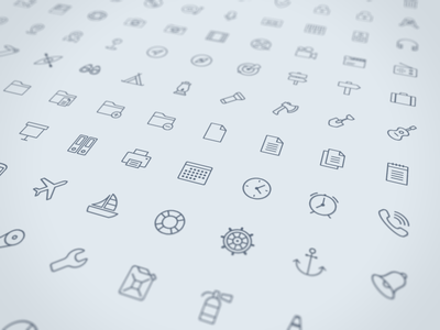 300+ iOS Tab Bar Icons icons ios 48px tab bar stroke solid fill line goodies