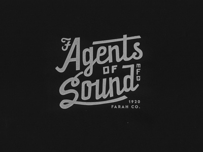 AGENTS OF SOUND