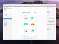 Components Menu & Search symbols video menu components sketch app sketch
