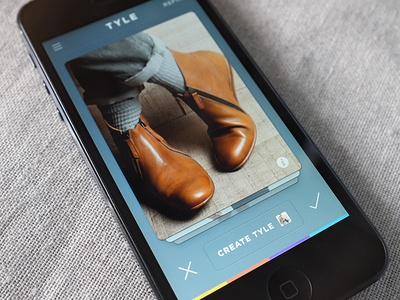 Tyle fashion product curation ios app