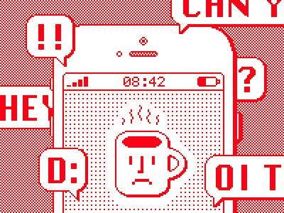 Morning Notifications notifications ios iphone 86 morning tea coffee
