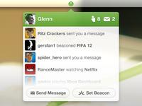 Xbox Live Activity