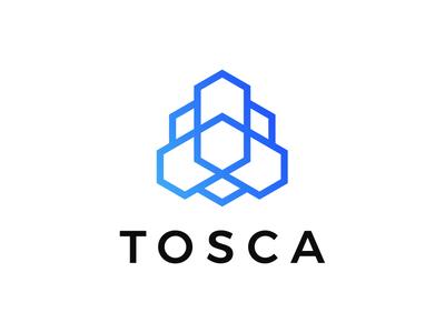 Tosca storage company logo